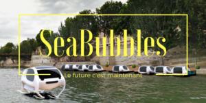 Sea Bubbles: vous rouliez ? Et bien volez maintenant !