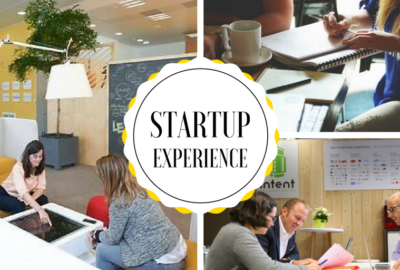 startup experience