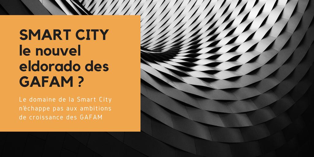 GAFAM smart city