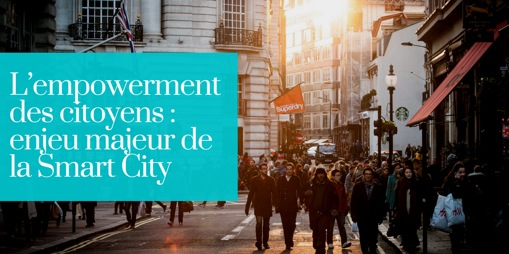 empowerment citoyen smart city