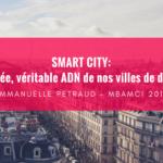SmartCity et la donnée